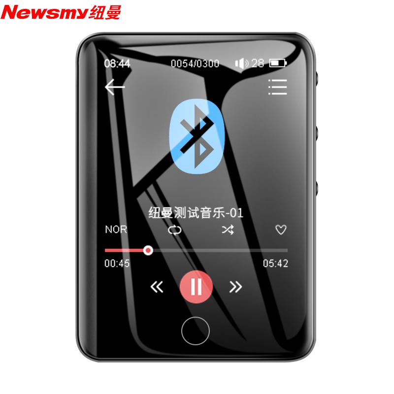 紐曼A29全面屏詞典版mp3音樂播放器觸摸mp4學生藍牙隨身聽mp5外放