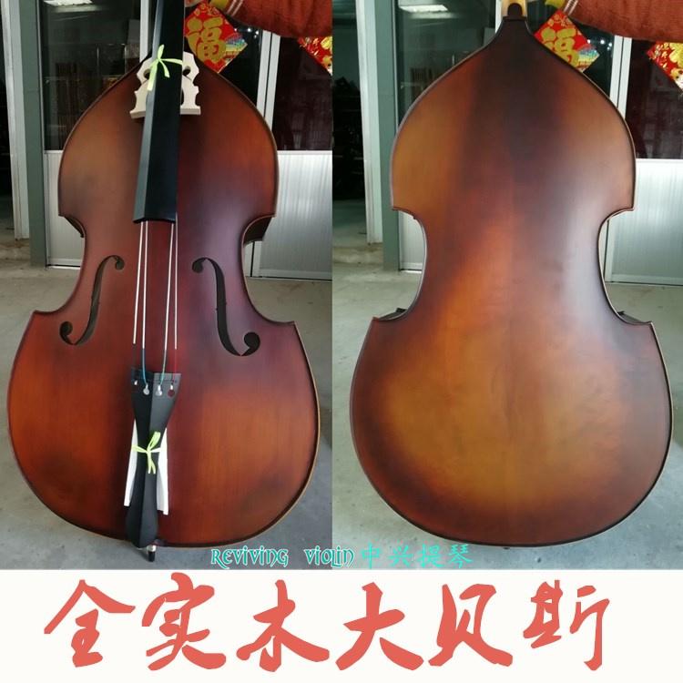 Подлинный дерево большой бас новичок время большой скрипка бас древний директор большой бас тест уровень для взрослых ребенок музыкальные инструменты