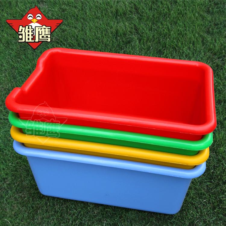 Специальное предложение строительные блоки игрушка коробка детский сад ребенок пластик цвет игрушка в коробку доход подобрать корзина учить с коробкой доход подобрать коробка