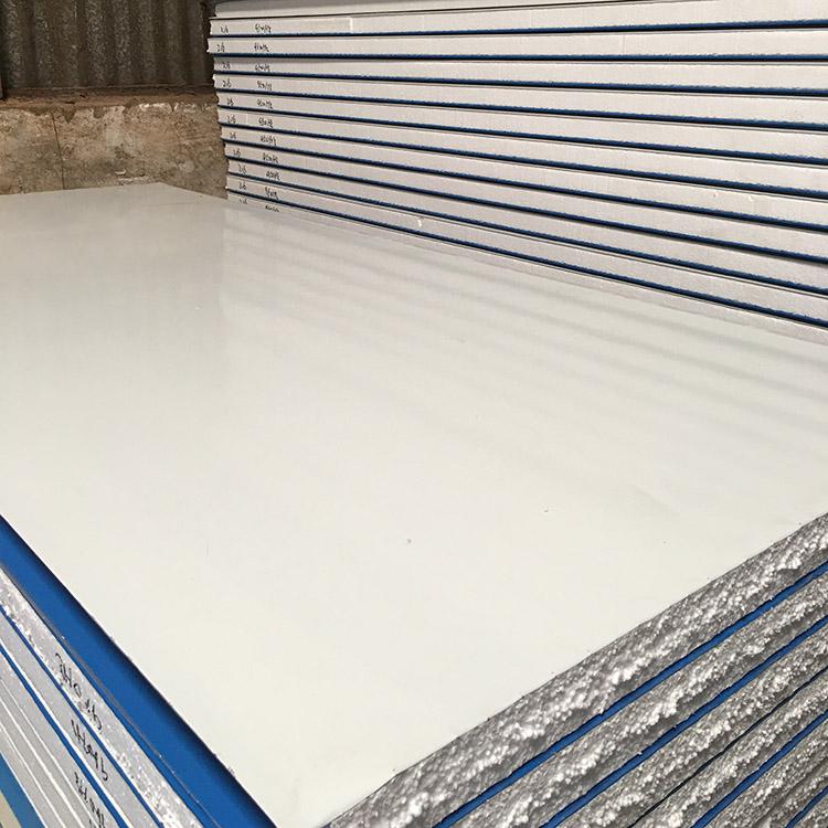 彩钢板彩钢玻璃棉板彩钢夹芯泡沫板彩钢板彩钢夹芯板工厂