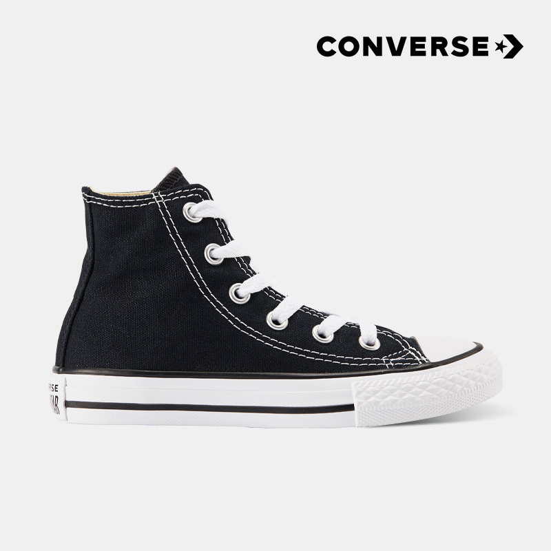 Converse converse children's shoes spring hot boys' and girls' classic evergreen high top children's canvas shoes