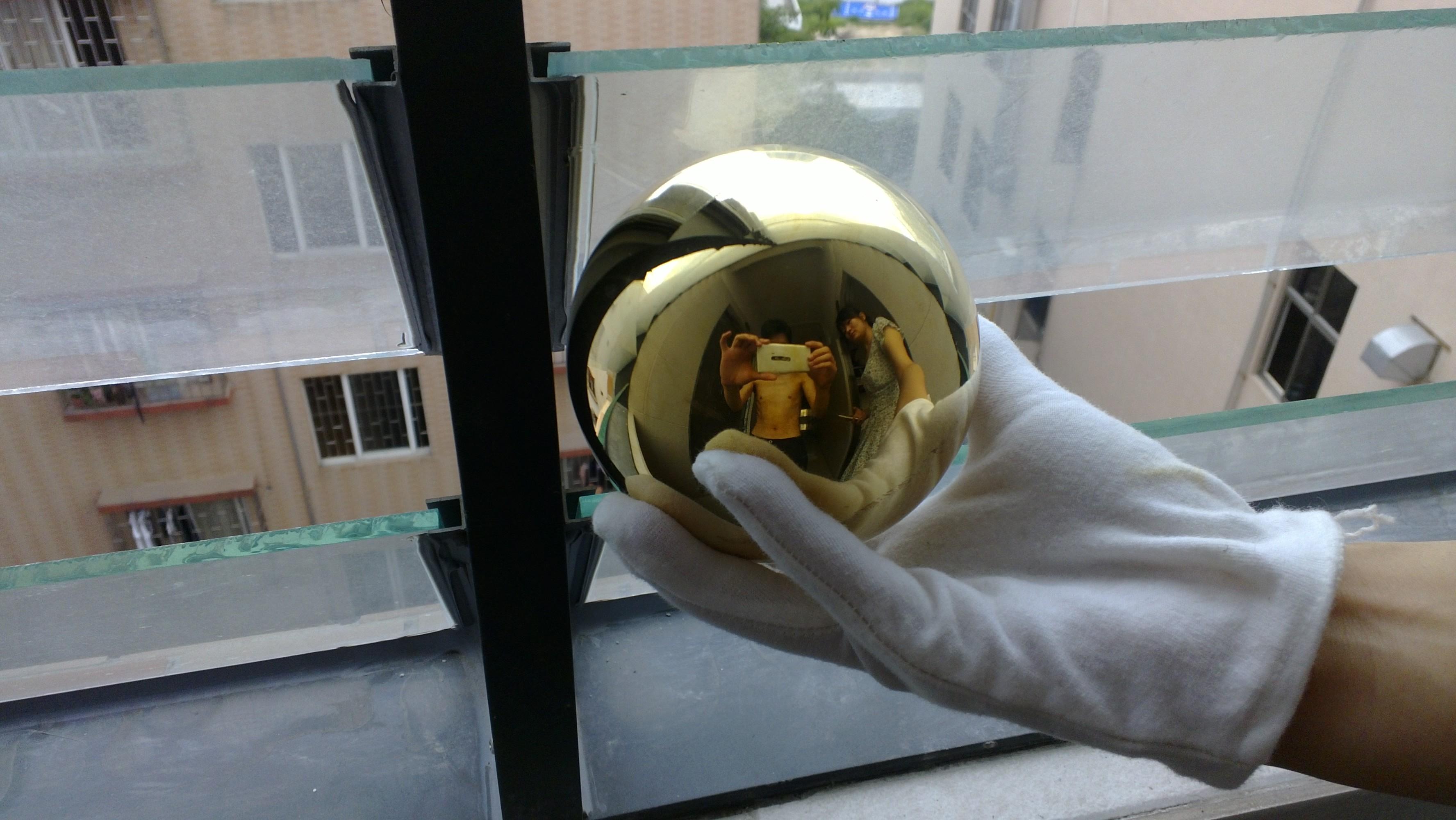 Специальные толстая бутик оригинал Маленький шарик полый шар 19mm25mm32mm35mm38mm51mm63mm