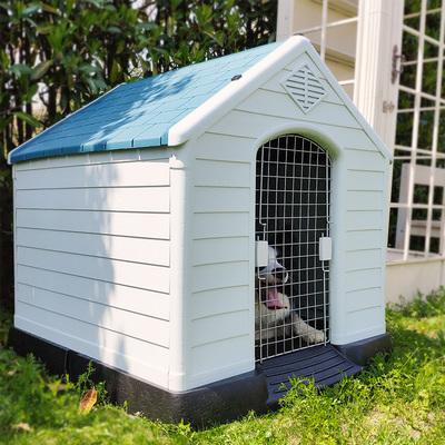 狗狗窝户外防雨室外房子型大型犬冬天保暖狗屋宠物四季通用品狗笼