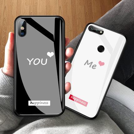 你和我华为mate20 pro mate10手机壳