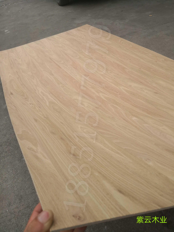 榆木免漆饰面板科定板喷纱浮雕饰面板免漆木饰面涂装板装饰板墙板