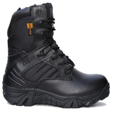三角洲高低军靴男女高低帮靴特种兵作战靴沙漠靴战术陆战靴登山鞋