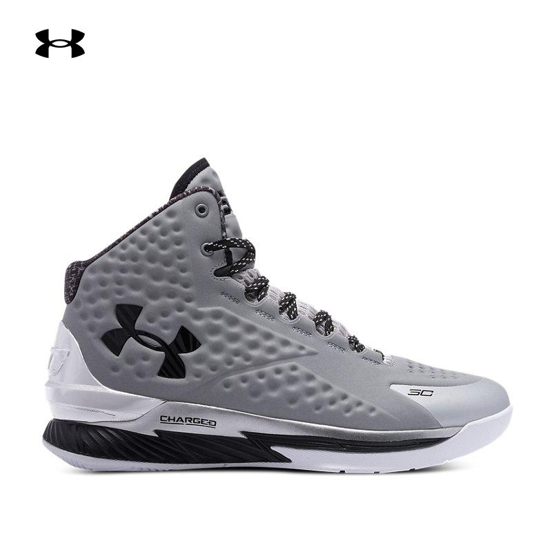 Andema official UA Curry Curry 1 men and women sports basketball shoes 3024395