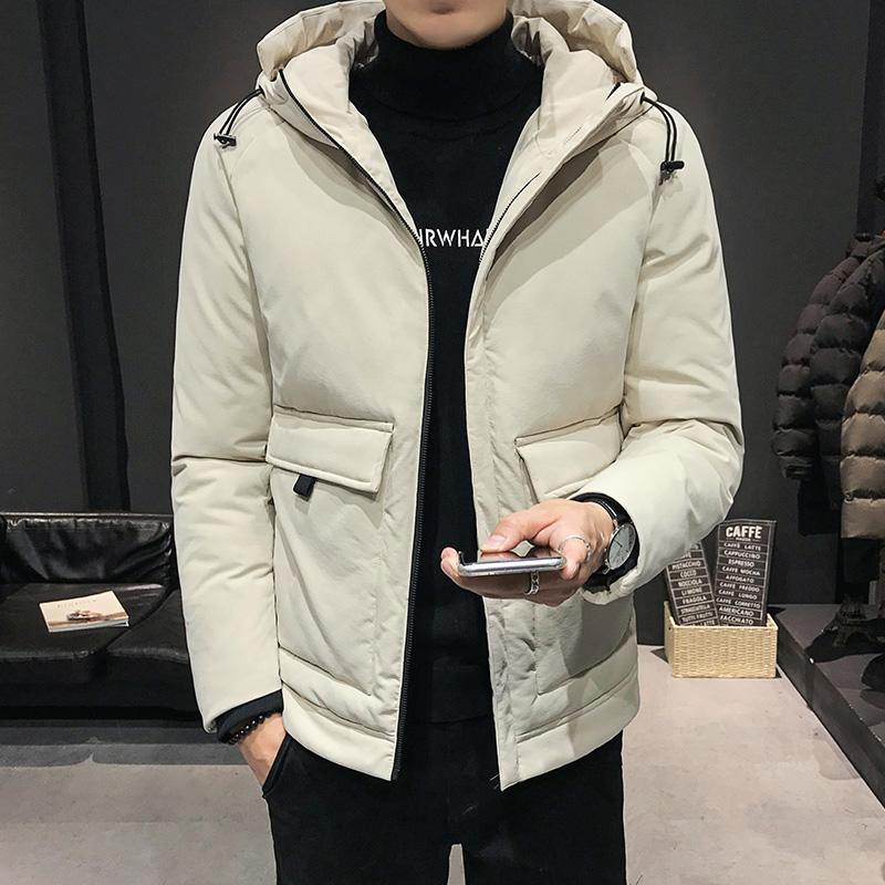 2019冬季棉衣男士新款冬裝青少年學生加厚棉服保暖外套棉襖冬天
