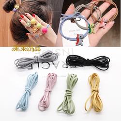5米价diy手工制作韩国网红儿童头绳发圈皮筋发饰材料包饰品配件