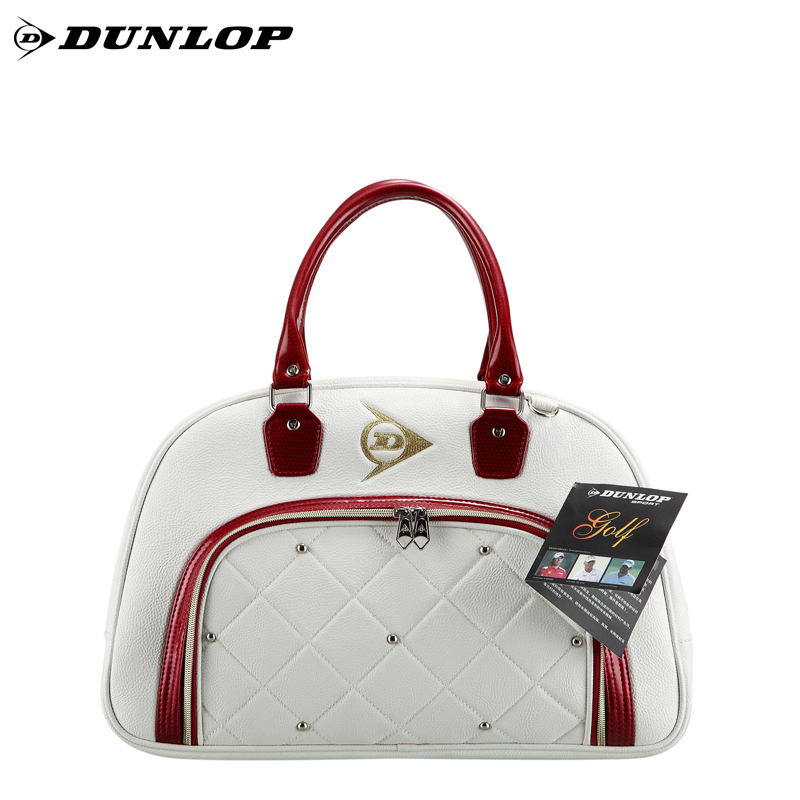 Великобритания DUNLOP официальная качественная продукция гольф мисс одежда пакет golf одежда мешок белый составить пакет продуктов бесплатная доставка