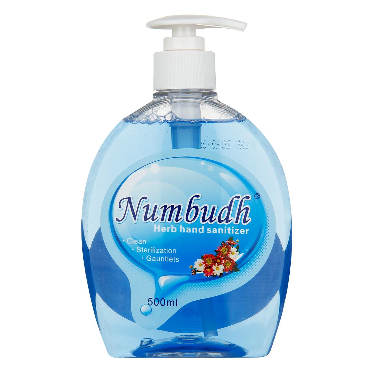 Original imported numbudh Nanpu hand sanitizer moisturizing, softening skin, moisturizing, antibacterial, disinfecting and hand washing household Hotel