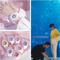 亲爱的热爱的杨紫同款手表女ins风独角兽电子表可爱韩版学生运动