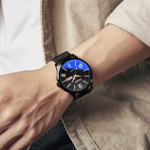 手表男士2019新款瑞士全自动机械表学生ins潮流石英夜光防水男表
