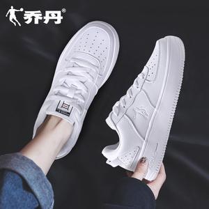 乔丹女鞋运动鞋2020夏季新款学生小白鞋透气休闲鞋空军一号板鞋女