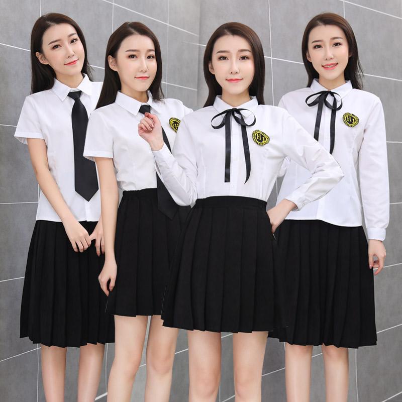 券后20.90元水手服c女学生班服校服jk套装裙
