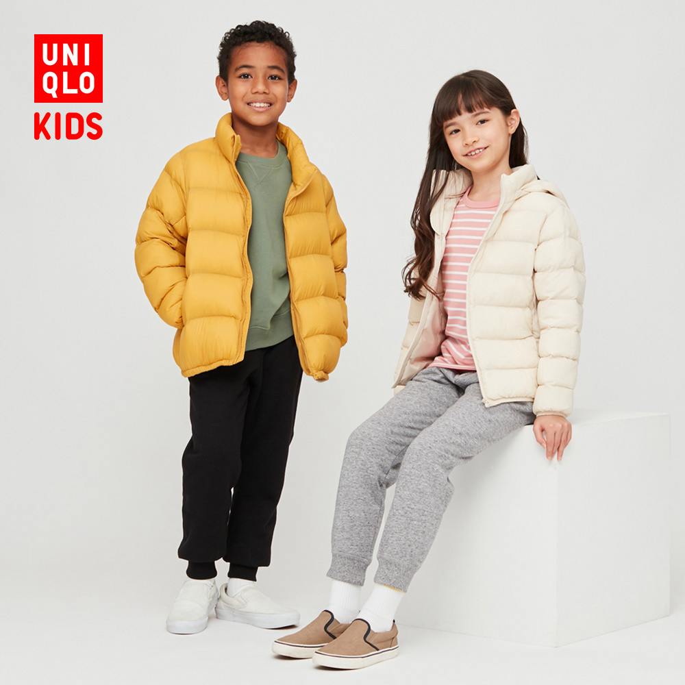 Uniqlo children's clothing imitation lamb wool sports trousers (plus cashmere fleece) 429010