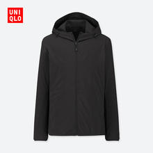 Men's portable cap jacket 413975 Uniqlo