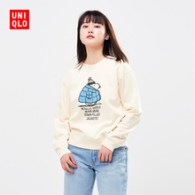 Women's Wear (UT) PEANUTS Sportswear (Long Sleeve) 420605 Uniqlo