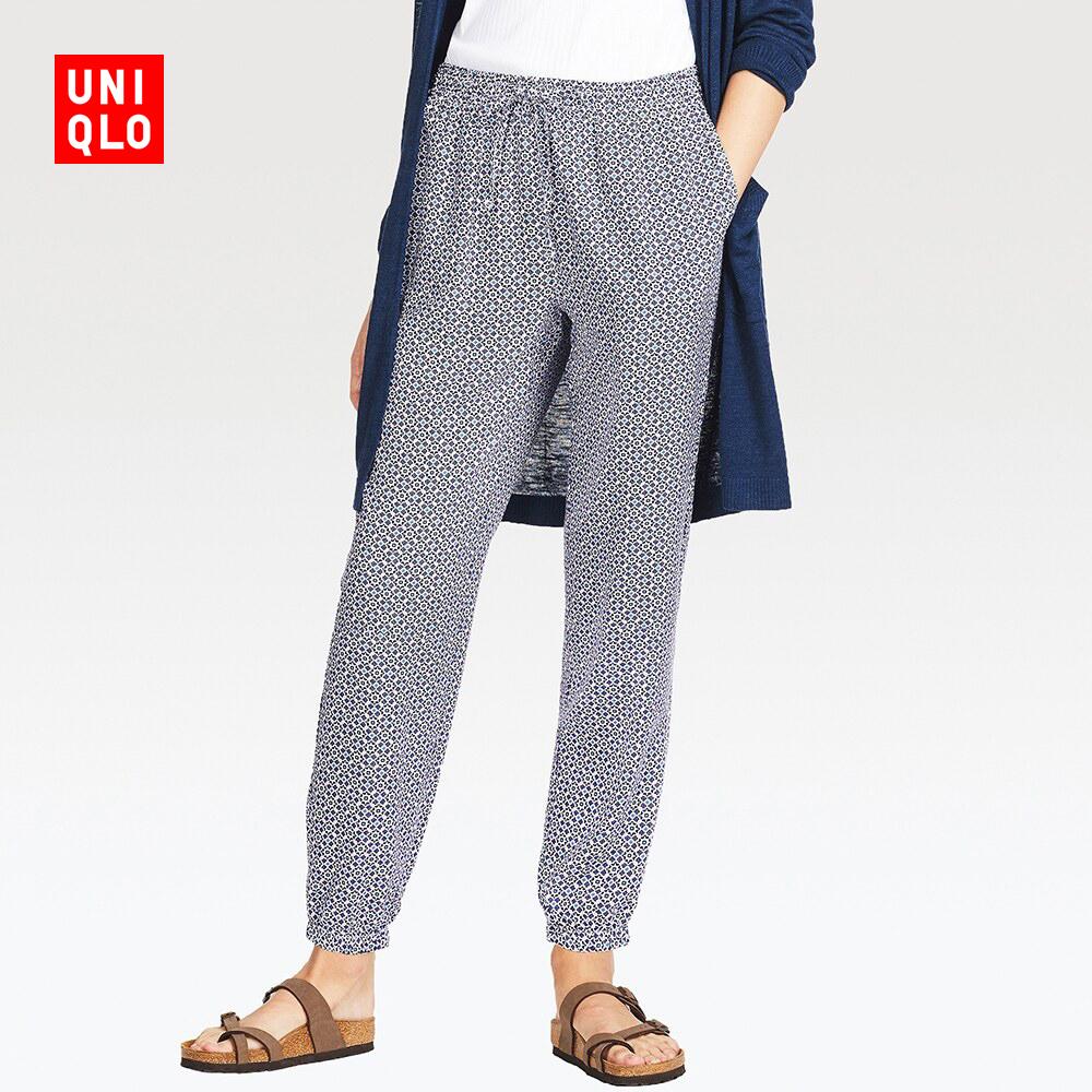 Женщины фантазия начало дом брюки 407981 отлично одежда склад UNIQLO