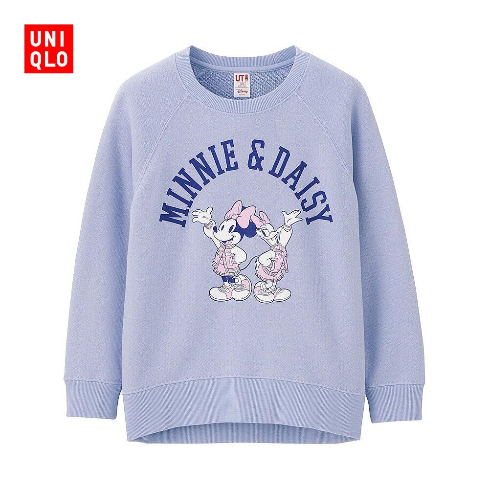 女童 ^(UT^) DPJ 衫^(長袖^) 179855 優衣庫UNIQLO