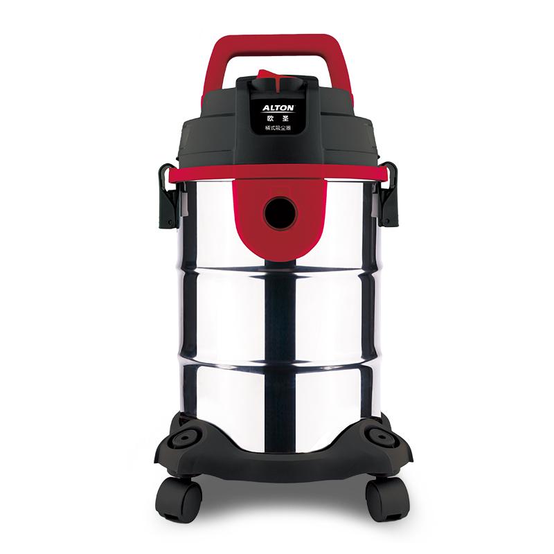 欧圣吸尘器家用桶式干湿两用立式强力大功率小型手持便携除螨静音