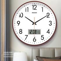 巴科达挂钟客厅钟表简约北欧时尚家用时钟挂表现代创意个性石英钟