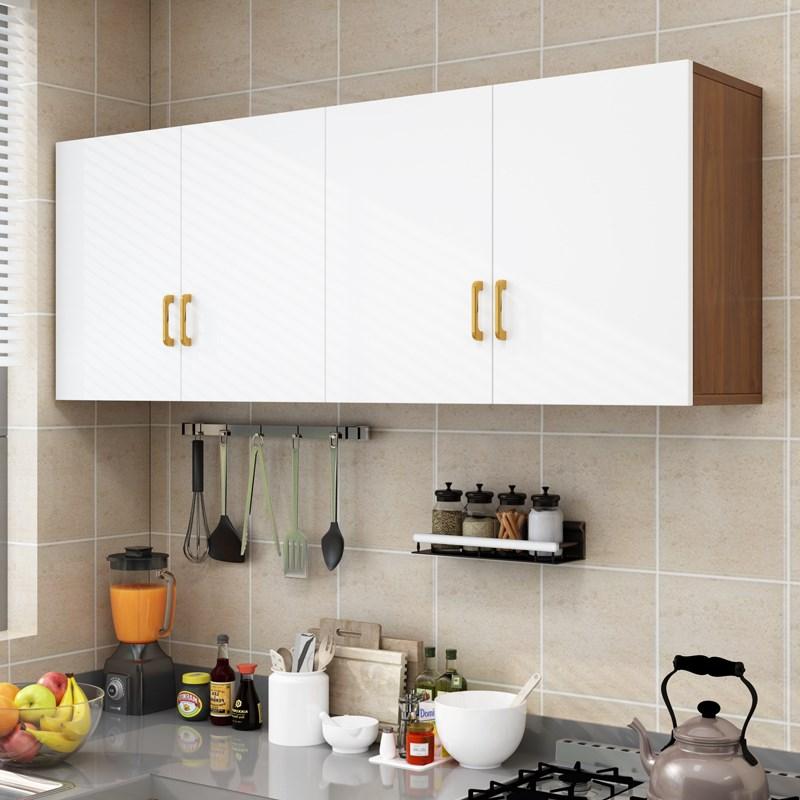 台所のハンガーの壁のキャビネットのベランダのキャビネットは壁式の置物のキャビネットを掛けます。