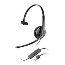 US Plantronics huibin c310 Headset USB Interface Professional talk computer headset customization