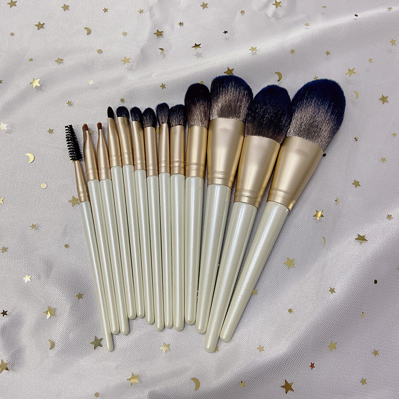 13 sets of makeup brush set full set brush painting super soft beauty brush professional makeup Cangzhou cheap Yu Meiren
