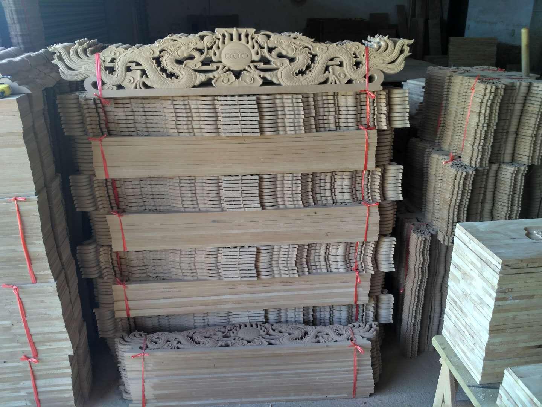 Буддийские священники для стола сплошной древесины резной полый рельеф резьба резьба аксессуары плотность панель резьба по дереву