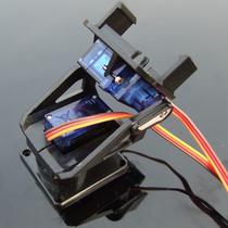MG90s/SG90 9g舵机云台双轴超声波航模FPV摄像头智能小车支架配件
