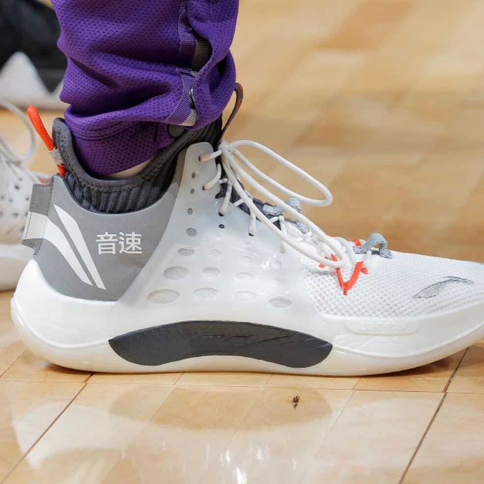 李宁男篮球鞋音速7玫瑰之城韦德之道驭帅13新款运动鞋ABAP033 019