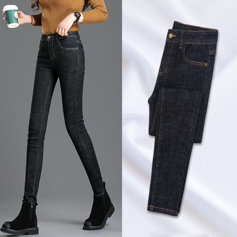 牛仔裤紧身小脚裤女是什么档次