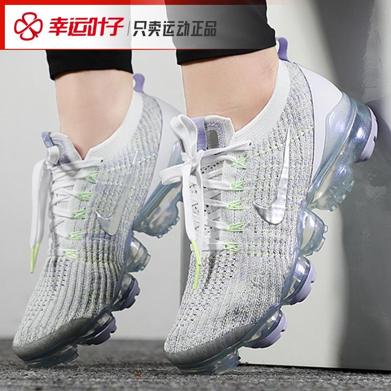 Nike耐克女鞋2020夏季新款全掌大气垫鞋AIR VAPORMAX跑步鞋AJ6910