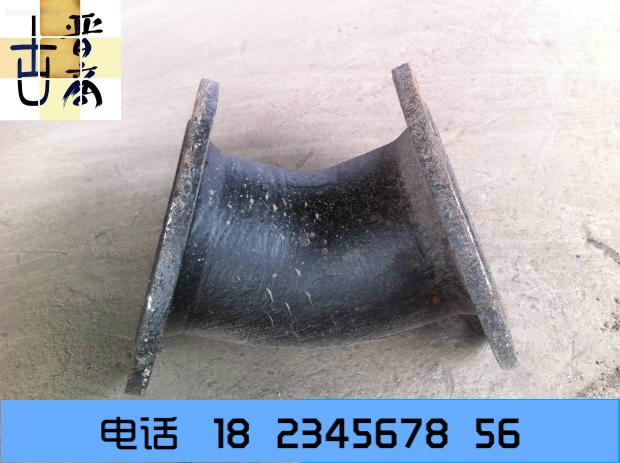 福州自来水供水引水公司球墨铸铁弯头水管接头双承45度弯头