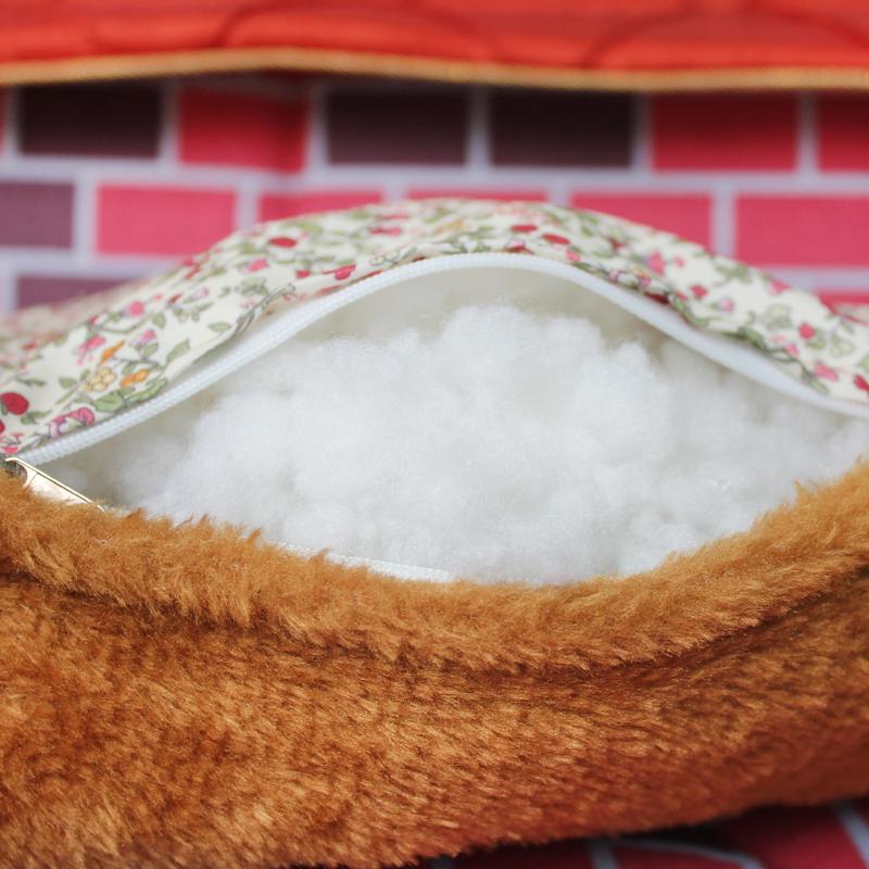 Шу му ПЭТ кирпич хлопок большие юрты в питомник собак собака дом ПЭТ дом гнезда Золотой волос от Kupinatao