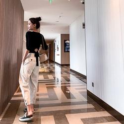 秋季套装2020年新款女小个子秋装搭配显高洋气显瘦休闲时尚两件套
