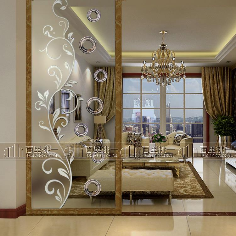 Джейн европа искусство стекло экран отрезать вход фон стена гостиная обувной домохозяйство резьба ремесла орхидеи аромат