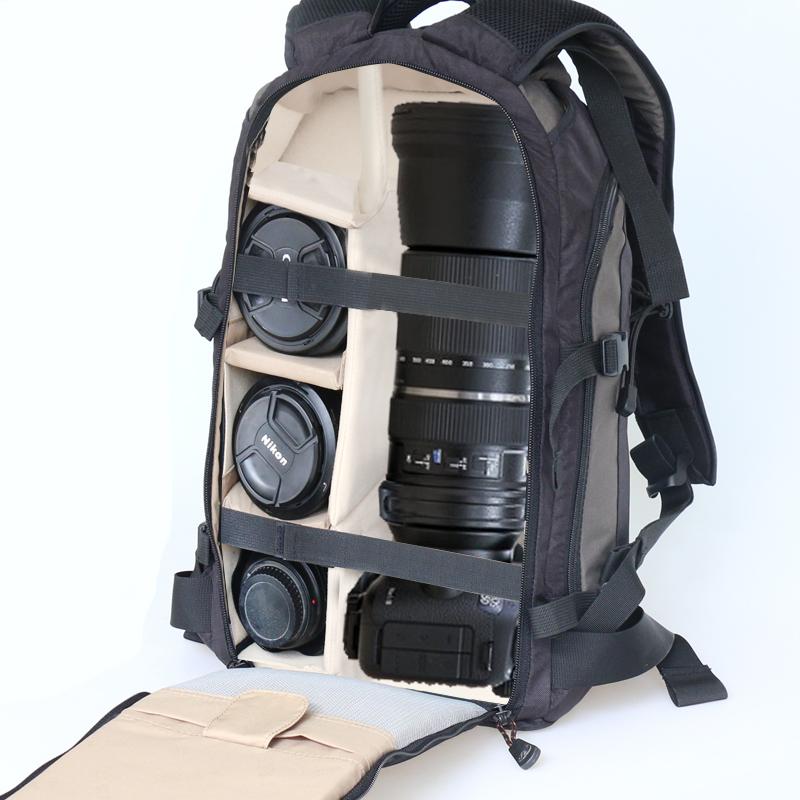 Stabilizer photography bag 70-200 long focus backpack 200-500 SLR camera bag waterproof 150-600s
