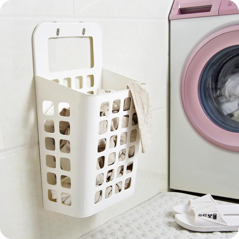 Sucker настенный мешок Креативный дом грязная одежда корзина для хранения пластиковая корзина для белья корзина для белья корзина для белья
