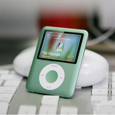 mp3mp4音乐播放器学生英语p3男女超薄便携录音电子书随身听外放p5