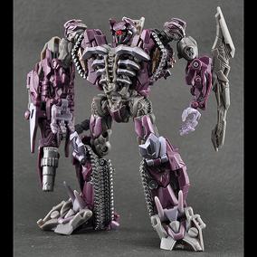 变形玩具金刚正版2011电影版v模型