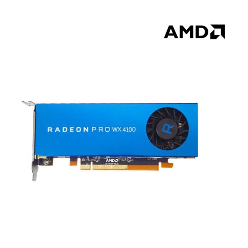 (用50元券)AMD Radeon Pro WXWX 4100 4G专业显卡 绘图设计 3D视