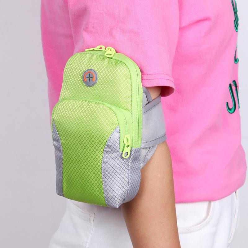 通用防水跑步手机臂包-大号手机袋跑步包臂包数码包便携包