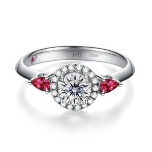 白色18K钻石戒指D宠爱一生系列宠爱一生2(价格仅供参考)