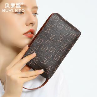手包女2020新款时尚手拿包女士手拎包小ck迷你潮多功能手机零钱包价格