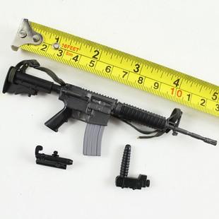 T75-13 1/6 兵人模型 机关枪 主武器 玩具枪 30厘米人偶配件散件