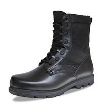 冬季新款超轻作战靴训练军靴男特种兵减震保安防水陆战术靴女军鞋
