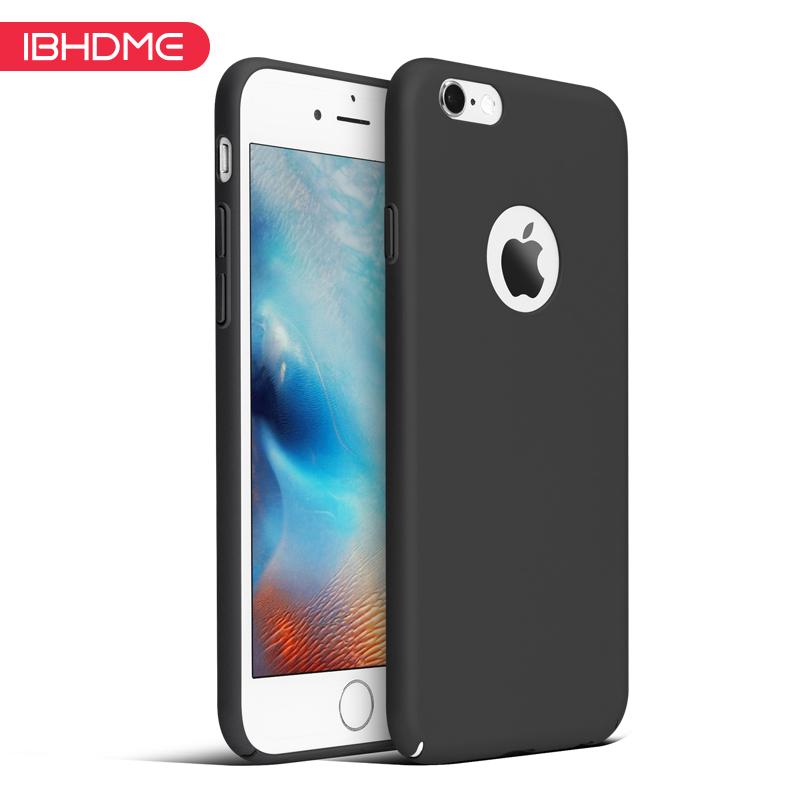 蘋果6s手機殼簡約 6plus手機外殼iphone6超薄磨砂防摔保護套硬六