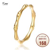 金原色浅金色淡黄色十字链万字链珍珠翡翠彩宝玉石镶嵌18k意大利